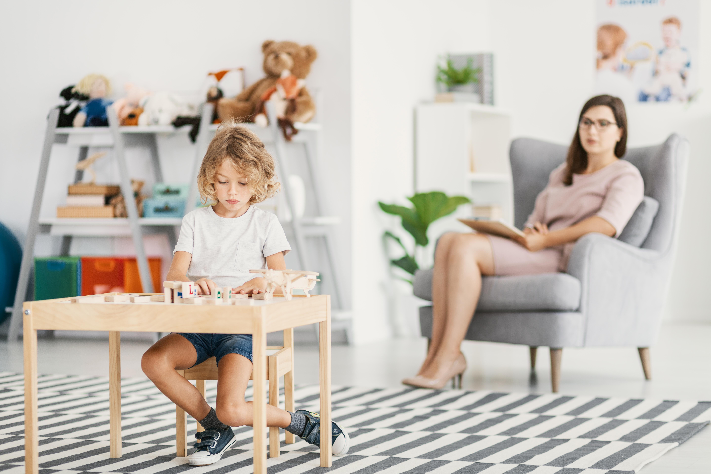 Uso de la metodología TEACCH, como estrategia de intervención  en niños con trastorno de espectro autista (TEA) (30 horas)